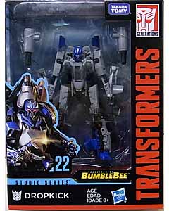 HASBRO TRANSFORMERS STUDIO SERIES DELUXE CLASS DROPKICK #22