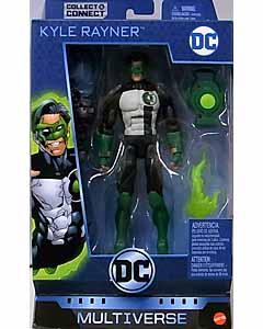 MATTEL DC MULTIVERSE 6インチアクションフィギュア DC REBIRTH KYLE RAYNER [LOBO SERIES]