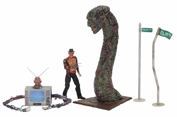 NECA A NIGHTMARE ON ELM STREET ACCESSORY SET