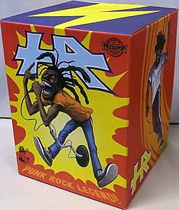 PRESS POP H.R. (BAD BRAINS) STATUETTE