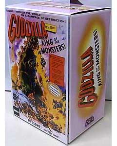 NECA GODZILLA 6インチサイズアクションフィギュア GODZILLA 1956 MOVIE POSTER