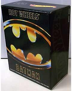 2019年 サンディエゴ・コミコン限定 MATTEL HOT WHEELS 1/64スケール BATMAN 1989 ARMORED BATMOBILE VEHICLE