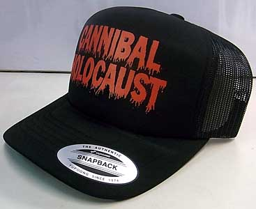 PALLBEARER PRESS ベースボールキャップ CANNIBAL HOLOCAUST