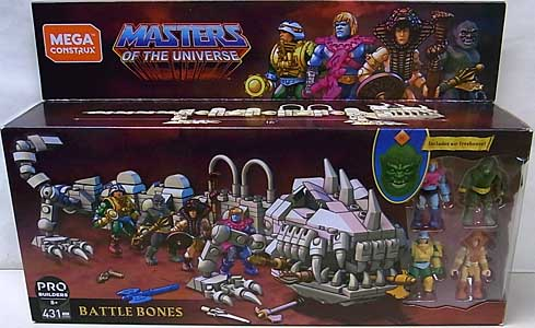 2019年 サンディエゴ・コミコン限定 MEGA CONSTRUX MASTERS OF THE UNIVERSE BATTLE BONES