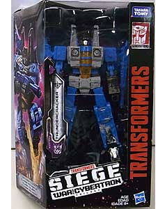 HASBRO TRANSFORMERS SIEGE VOYAGER CLASS THUNDERCRACKER パッケージ傷み特価