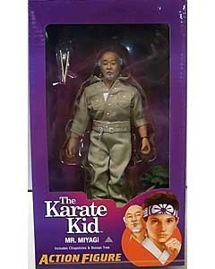 NECA THE KARATE KID 8インチドール MR. MIYAGI