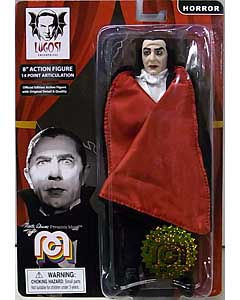 MEGO 8INCH ACTION FIGURE DRACULA [RED LINING CAPE]