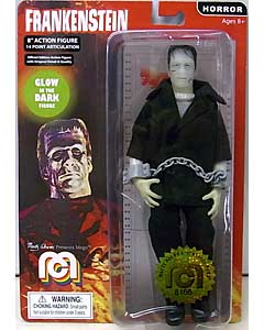 MEGO 8INCH ACTION FIGURE FRANKENSTEIN [GLOW IN THE DARK] 台紙傷み特価