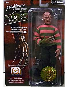 MEGO 8INCH ACTION FIGURE A NIGHTMARE ON ELM STREET FREDDY KRUEGER ブリスターハガレ特価