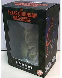 TRICK OR TREAT STUDIOS HOLIDAY HORRORS THE TEXAS CHAINSAW MASSACRE LEATHERFACE ORNAMENT