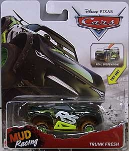 MATTEL CARS 2018-2019 XTREME RACING SERIES MUD RACING シングル TRUNK FRESH 台紙傷み特価