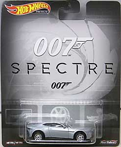 MATTEL HOT WHEELS 1/64スケール 2019 REPLICA ENTERTAINMENT 007 SPECTRE ASTON MARTIN DB10