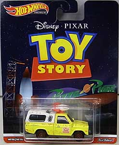 MATTEL HOT WHEELS 1/64スケール 2019 REPLICA ENTERTAINMENT TOY STORY PIZZA PLANET TRUCK