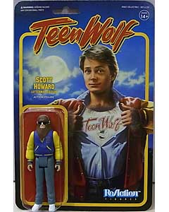 SUPER 7 REACTION FIGURES 3.75インチアクションフィギュア TEEN WOLF SCOTT HOWARD [WEREWOLF]