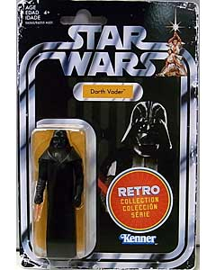 HASBRO STAR WARS 3.75インチアクションフィギュア RETRO COLLECTION DARTH VADER