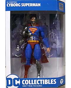 DC COLLECTIBLES DC ESSENTIALS CYBORG SUPERMAN