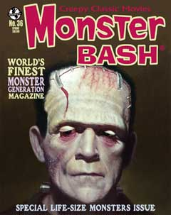 MONSTER BASH #36