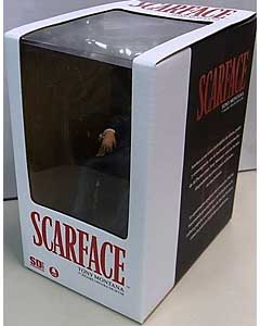 SD TOYS MOVIE ICONS 7インチフィギュア SCARFACE TONY MONTANA