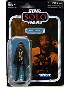 HASBRO STAR WARS 3.75インチアクションフィギュア THE VINTAGE COLLECTION 2019 LANDO CALRISSIAN [SOLO: A STAR WARS STORY] VC139