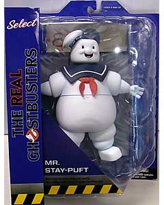 DIAMOND SELECT THE REAL GHOSTBUSTERS SELECT MR. STAY-PUFT