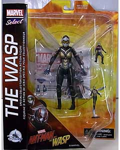 DIAMOND SELECT MARVEL SELECT USAディズニーストア限定 映画版 ANT-MAN AND THE WASP THE WASP