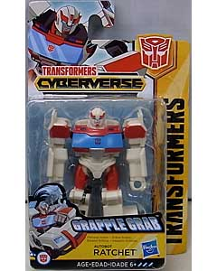 HASBRO アニメ版 TRANSFORMERS CYBERVERSE SCOUT CLASS AUTOBOT RATCHET