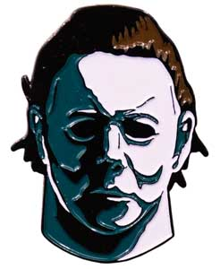 TRICK OR TREAT STUDIOS ENAMEL PIN HALLOWEEN MICHAEL MYERS