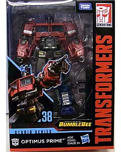 HASBRO TRANSFORMERS STUDIO SERIES VOYAGER CLASS OPTIMUS PRIME #38