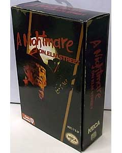 NECA A NIGHTMARE ON ELM STREET 7インチアクションフィギュア GAMESTOP限定 FREDDY KRUEGER CLASSIC VIDEO GAME APPEARANCE