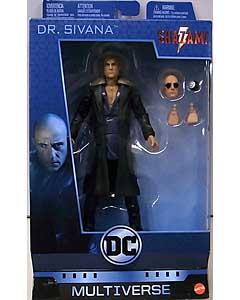 MATTEL DC MULTIVERSE 6インチアクションフィギュア 映画版 SHAZAM! DR. SIVANA