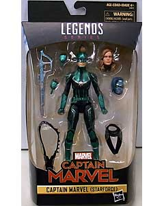 HASBRO MARVEL LEGENDS 2019 TARGET限定 映画版 CAPTAIN MARVEL CAPTAIN MARVEL [STARFORCE]