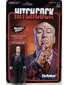 SUPER 7 REACTION FIGURES 3.75インチアクションフィギュア ALFRED HITCHCOCK [BLOOD SPLATTER]