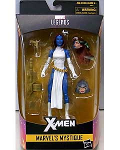 HASBRO MARVEL LEGENDS 2019 WALGREENS限定 X-MEN MARVEL'S MYSTIQUE パッケージ傷み特価