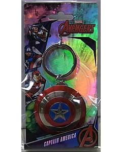 MONOGRAM THE AVENGERS キーリング CAPTAIN AMERICA SHIELD