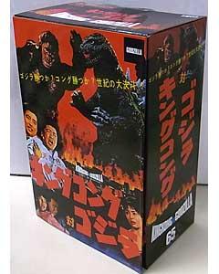 NECA GODZILLA 6インチサイズアクションフィギュア KING KONG VS. GODZILLA 1962 GODZILLA パッケージ破れ特価
