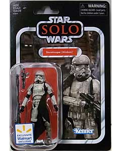 HASBRO STAR WARS 3.75インチアクションフィギュア THE VINTAGE COLLECTION 2019 WALMART限定 MIMBAN STORMTROOPER [SOLO: A STAR WARS STORY]