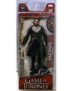 McFARLANE TOYS GAME OF THRONES 6インチアクションフィギュア JON SNOW