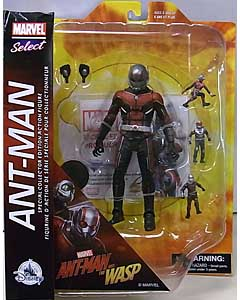 DIAMOND SELECT MARVEL SELECT USAディズニーストア限定 映画版 ANT-MAN AND THE WASP ANT-MAN