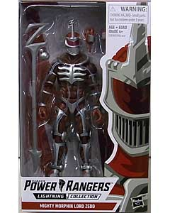 HASBRO POWER RANGERS LIGHTNING COLLECTION 6インチアクションフィギュア MIGHTY MORPHIN LORD ZEDD