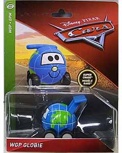 MATTEL CARS 2018-2019 DELUXE SUPER CHASE WGP GLOBIE 台紙傷み特価