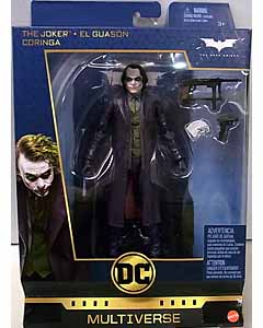 MATTEL DC MULTIVERSE 6.5インチアクションフィギュア SIGNATURE COLLECTION 映画版 BATMAN THE DARK KNIGHT JOKER