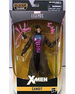 HASBRO MARVEL LEGENDS 2019 X-MEN SERIES 4.0 X-MEN GAMBIT [CALIBAN SERIES]