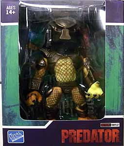 THE LOYAL SUBJECTS PREDATOR ACTION VINYLS CITY HUNTER MASKED [ORIGINAL]