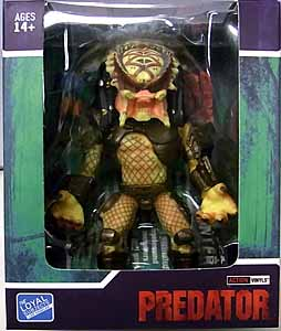 THE LOYAL SUBJECTS PREDATOR ACTION VINYLS CITY HUNTER UNMASKED [ORIGINAL]