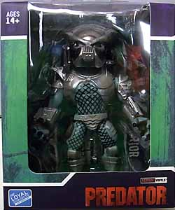 THE LOYAL SUBJECTS PREDATOR ACTION VINYLS WARRIOR [ORIGINAL]