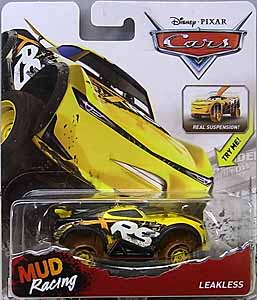 MATTEL CARS 2018-2019 XTREME RACING SERIES MUD RACING シングル LEAKLESS