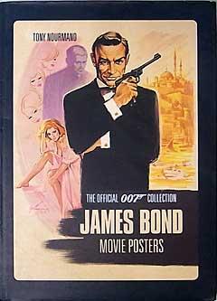 JAMES BOND MOVIE POSTERS [ハードカバー] ワケアリ特価