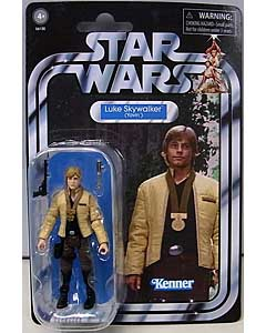 HASBRO STAR WARS 3.75インチアクションフィギュア THE VINTAGE COLLECTION 2019 LUKE SKYWALKER (YAVIN) VC151