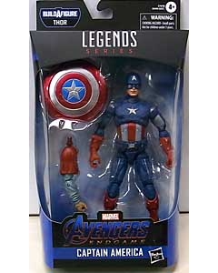 HASBRO MARVEL LEGENDS 2019 AVENGERS: ENDGAME SERIES 3.0 映画版 AVENGERS: ENDGAME CAPTAIN AMERICA [THOR SERIES] [国内版]