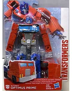 HASBRO TRANSFORMERS AUTHENTICS 7インチフィギュア AUTOBOT OPTIMUS PRIME